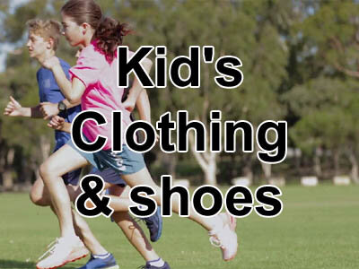 kids Nike shoes and clothing