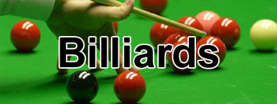 billiards and snooker equipment and accessories and billiard tables