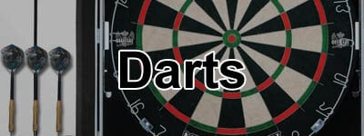 darts, dartboards, dart cabinets and darts accessories