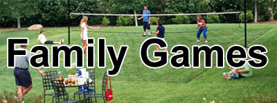 volleyball sets, badminton sets, bocce and family games on the Coffs Coast and Northern Rivers and for sale onlne