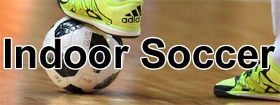 futsal and indoor soccer boots & equipment