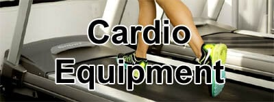 home cardio fitness equipment - treadmills and exercise bikes