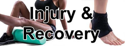 football injury prevention and recovery equipment