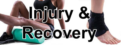 netball injury prevention and recovery equipment