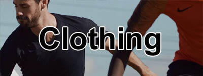mens sports clothing - Nike, Adidas, Asics, New Balance, Puma