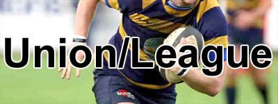 rugby league and rugby union equipment and protective clothing