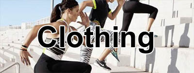 womens sports clothing - Nike, Adidas, Asics, New Balance, Running Bare