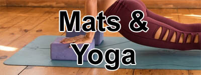 yoga mats, equipment mats, pilates equipment for sale in Northern NSW and Australia-wide