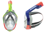 Land & Sea Orpheus Full-Face Snorkel Mask-snorkel-Sportspower Super Warehouse