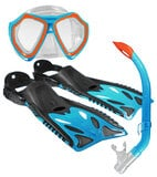 Land And Sea Nipper Complete Snorkelling Set (child)-snorkel-Sportspower Super Warehouse