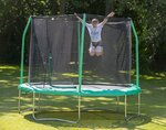 Jumpking 12' Combo Trampoline-trampolines-Sportspower Super Warehouse