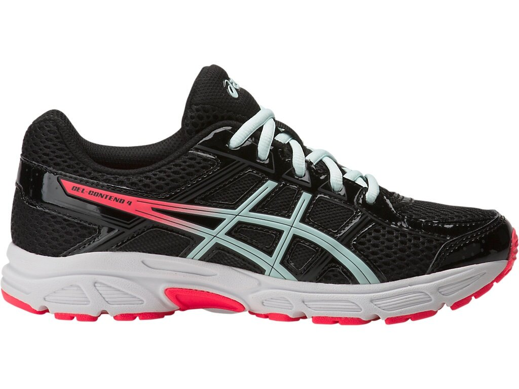 Asics Gel Contend Lace Girls Running Shoe