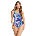 Zoggs Sprintback 1 Piece Womens-swimwear-Sportspower Super Warehouse