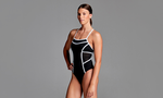Funkita Colour Block One Piece Womens-swimwear-Sportspower Super Warehouse