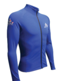 Adrenalin Ladies Zip-Front Rash Vest Long Sleeve-swimwear-Sportspower Super Warehouse