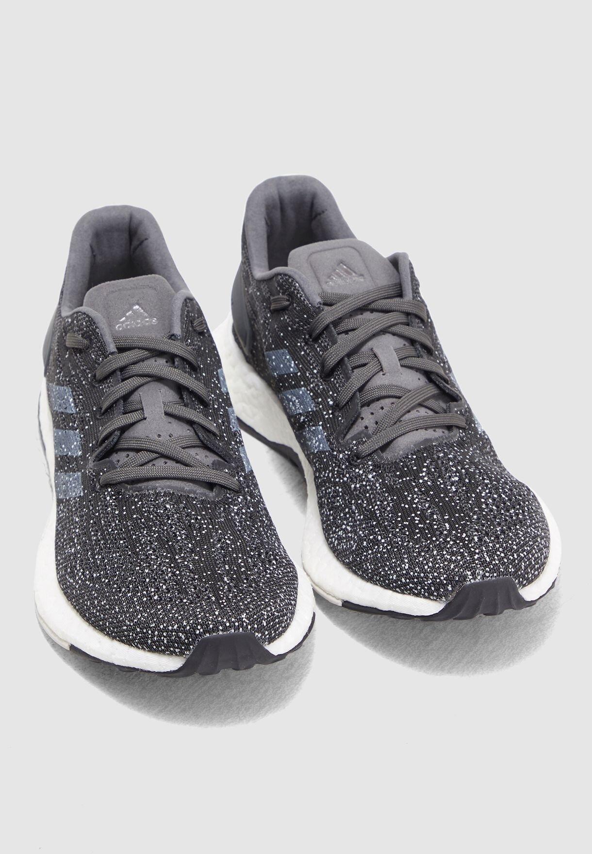 timeless design fba4c 8da95 Adidas Pure Boost DPR Womens Running Shoes