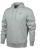 New Balance Volume Fleece Hoody Mens-jumpers-Sportspower Super Warehouse