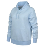 New Balance Volume Fleece Hoody Womens-jumpers-Sportspower Super Warehouse