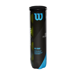 Wilson Tour Premier All-Court Tennis Ball 4-ball Can-accessories-Sportspower Super Warehouse