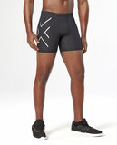 2XU Mens Compression 1/2 Shorts-compression-Sportspower Super Warehouse