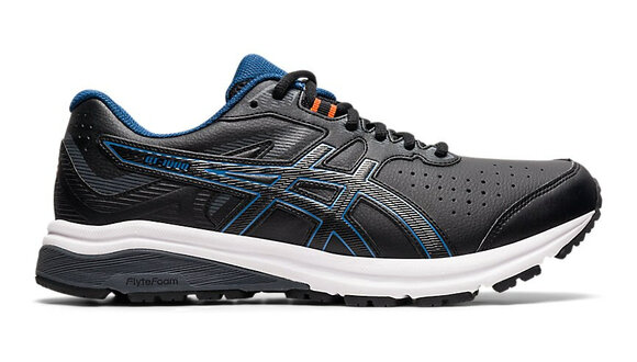 Asics GT 1000 Leather 2E wide Mens Training Shoes